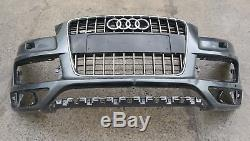 Le pare-chocs Audi Q7 4L0 S-Line facelift