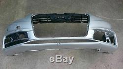 Le pare-chocs Bumper Audi A5 S5 S-Line 8T0 facelift