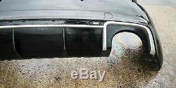 Le pare-chocs arriere Bumper Audi RS3 8V4 facelift