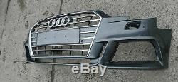 Le pare-chocs pare-chocs Audi S3 A3 Sedan 8V5 avant le lifting