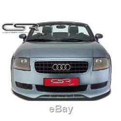Levre De Parechoc X-line Csr Audi Tt 8n Roadster & Coupe De 10/1998 A 06/2006