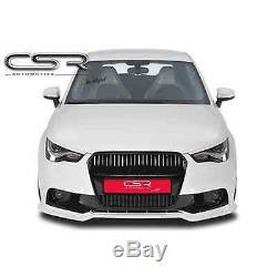 Levre Parechoc Audi A1 8x & Sportback 05/2010-08/2016 S-line X-line Csr
