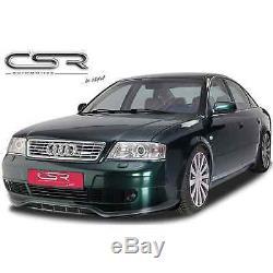 Levre Parechoc Audi A6 C5 4b Berline & Avant 01/1997-05/2001 X-line Csr
