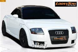 Loonytuns Rs Pare-Chocs avant Audi Tt 8N Tous Modèles en Gfk