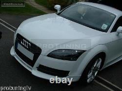 Menton Pour Audi Tt 8J Avant Pare-Choc Spoiler S LINE Bague S-LINE Jupe TTS Rs