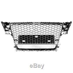 Modification Grill pare-chocs avant ajustement pour Audi A4 / S4 B8 2009-2012 Ar