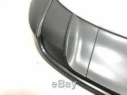 Neuf D'Origine Audi S3 04-08 Arrière Pare Chocs Diffuseur Bordure Double Tuyau