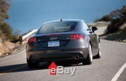 Neuf D'Origine Audi Tt 07-10 S-LINE Pare-Chocs Arrière Double Échappement