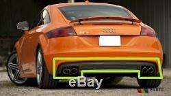 Neuf D'Origine Audi Tt TTS 07-14 Pare-Chocs Arrière Double Échappement