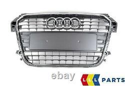 Neuf Original Audi A1 2011 2014 Avant Pare-Choc Centre Radiateur Grille