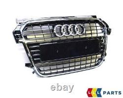 Neuf Original Audi A1 2011-2014 Avant Pare-Choc Centre Radiateur Grille