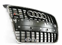 Neuf Original Audi A4/S4 (2005-2009) S-LINE Avant Pare-Choc Radiateur Grille D