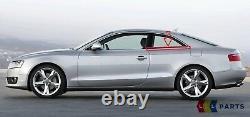 Neuf Original Audi A5 2008-2016 Côté Chrome Fenêtre Moulure Gauche/S 8T0853345B