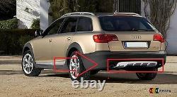 Neuf Original Audi A6 C6 Allroad 07-11 Bas Pare-Chocs Protection Avec