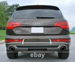 Neuf Original Audi Q7 Pare-Chocs Spoiler Bordure Housse 4L0807434FV7W
