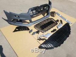 Neuf RS6 Aspect Complet Complet avant Pare-Choc Kit pour Audi A6 C7 4G 2011-2014