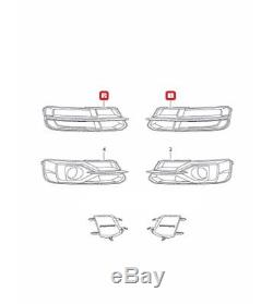 Neuf Véritable Audi A6 C7 Allroad 13-16 Feu de Brouillard Pare-Chocs avant