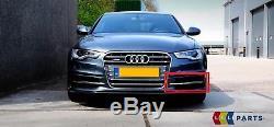 Neuf Véritable Audi A6 S6 C7 11-14 S LINE N/S GAUCHE Grille Pare-Choc