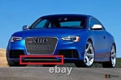 Neuf Véritable Audi RS5 10-16 Avant Pare-Choc Bas Séparateur Spoiler 8T0807513A