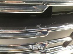 Noir Pare-Chocs avant Audi A8 (4N) 55 TFSI Doux Hybrid Quattro 250 Kw 340