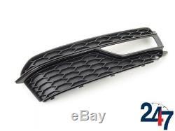 Nouveau Audi A5 2013 2015 S LINE Feu de Brouillard Pare-Chocs avant Grille