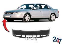 Nouveau Audi A8 D2 1994 1999 Vide Recto Simple Couverture Pare-Choc Fibre