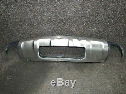 Orig. Audi A6 4F Allroad Avant Diffuseur AHK Pare-Chocs Arrière 4F9807521L Est