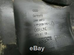 Orig. Audi A6 4f Allroad avant Diffuseur AHK