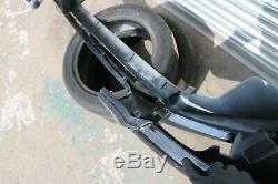 Original Audi A5 S-LINE Pré-lifting 8 T B8 Pare Choc avant Noir 8T0807437D Bon