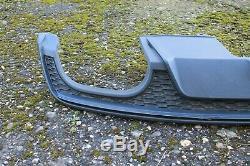 Original Audi A7 Sportback S-LINE Pare-Chocs Spoiler Diffuseur 4G8807521R