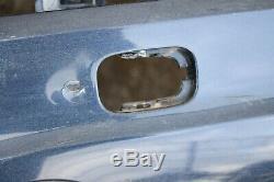 Original Audi Q7 4L S-LINE Jusqu'à 2009 Pare-Chocs Arrière 4xPDC 4L0807521H
