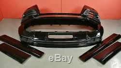Original Audi SQ5 Q5 Fy S-LINE Paquet Extérieur Pare-Chocs Porte Permettre Noir