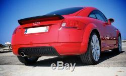 Original Audi Tt 8n Mk1 Neuf Nid D'Abeille Pare-Chocs Arrière Bas Jupe