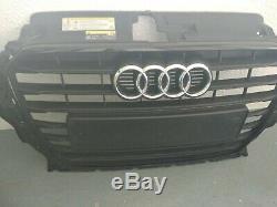 Original Grille calendre /pare choc avant /Audi A3 lll /Black /réf 8V3 853037