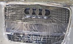POUR Audi A3 Sportback (8P) 03-08 CALANDRE FRONT PARE-CHOCS CHROME