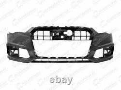 Pare Choc Avant 4G0807437ABGRU pour Audi A6 C7 2014-2018