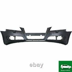 Pare Choc Avant Avec Lave Phare Trous Compatible Avec Audi A3 2009 2013