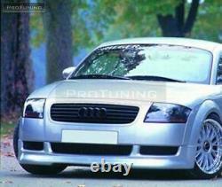 Pare Choc Avant Inférieur Jupe Menton Lèvre Valanche Extension Pour Audi Tt 8N