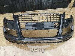Pare Choc Avant Noir Audi Q7 4l Ref Oem 4l0807437 H