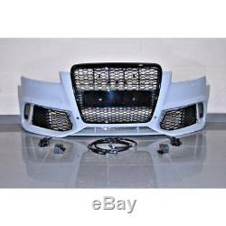 Pare-Choc avant Audi A6 C6 2004-2008 Look RS6