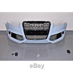 Pare Choc avant Audi A6 C6 2009-2012 Aspect RS6