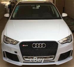 Pare Chocs Avant Audi RS3 Depuis 2013 À 2016