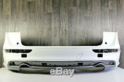 Pare-Chocs S-LINE Arrière + Audi Q5 8r + Spoiler Aileron Diffuseur + 8r0807385d