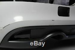 Pare-Chocs S-LINE Arrière + Audi Q5 8r + Spoiler Aileron Diffuseur Pare-Chocs