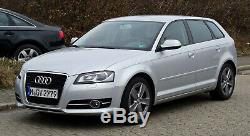 Pare-Chocs avant + Audi A3 8P Facelift 2008-2012 + Swra Pare-Chocs + 8P0807437H