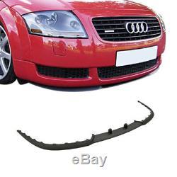 Pare-Chocs avant Becquet Tasse Spoiler Aileron Lèvre pour Audi Tt 8n Mk1