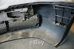 Pare-Chocs avant Treillis en Nid D'Abeilles LZ9U Noir Volcan Audi S4 A4 8D B5