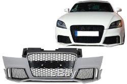 Pare-choc Calandre pour Audi TT 8J Cabriolet Coupe 2006-2014 RS 8S TTRS Design