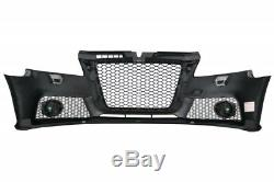 Pare-choc Grilles pour Audi A3 8P 8PA Facelift 09-12 RS3 Look Feux Brouillard
