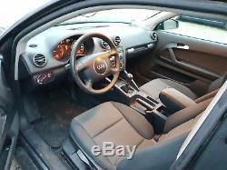Pare-choc Pare-chocs Jupe avant avant pour Audi A3 8P 03-06 8P3807437